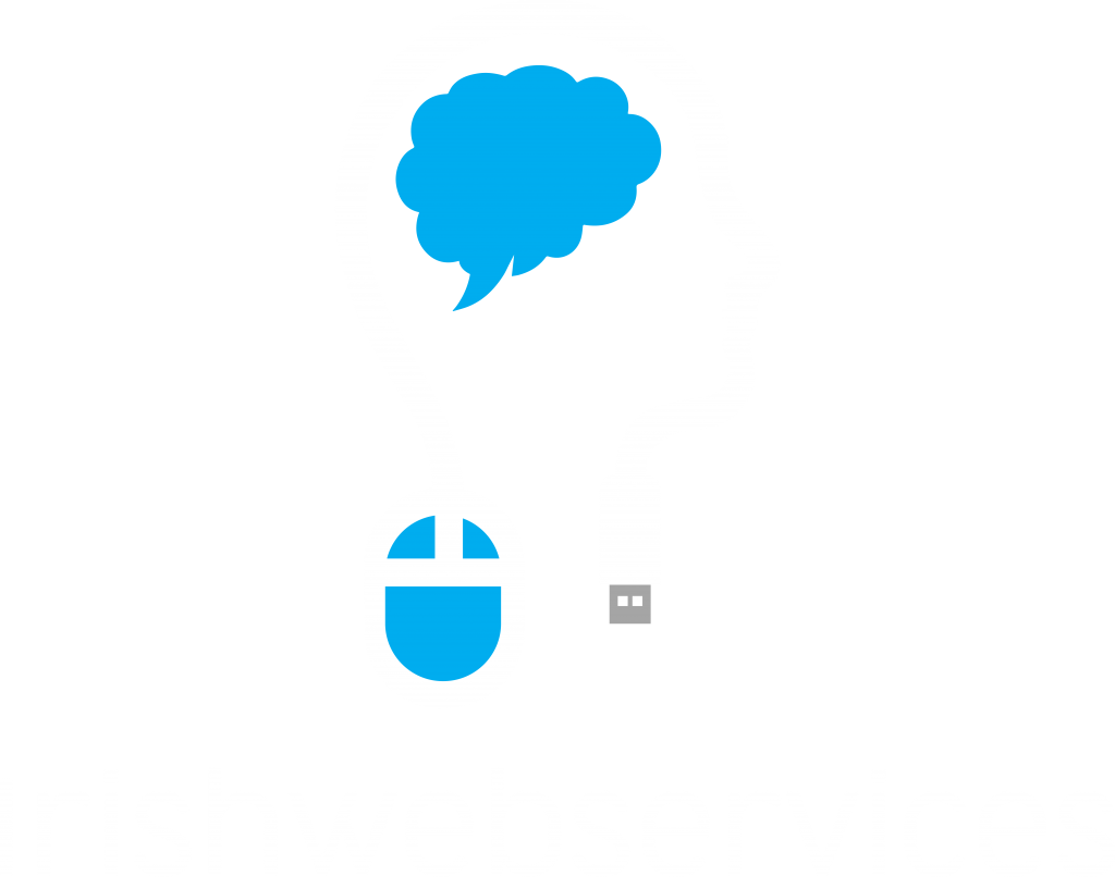 Irish web services logo